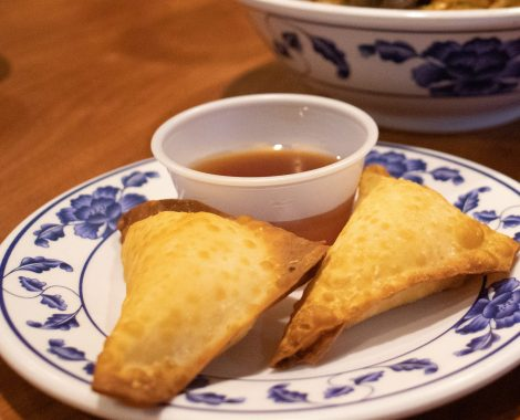 2 crab cheese wontons 2